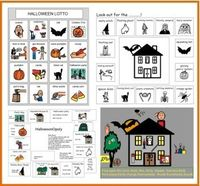 Halloween Freebies at Speaking of Speech - Pinned by #PediaStaff. Visit http://ht.ly/63sNt for all our pediatric therapy pins
