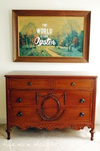 DIY Thrift Store Art