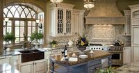 The only thing missing is a pot filler faucet above the stove. Everything else is perfect!