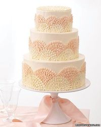 Hi everyone! It's Tessa Lindow-Huff from Tessa Lindow Huff Cake Designs here today to share some of my favorite wedding cake trends. Everyone knows that the cak