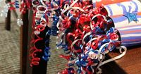 Patriotic Parade Streamers Is this absolutely brilliant or what?