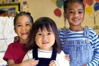 Activities that promote friendship in preschool.