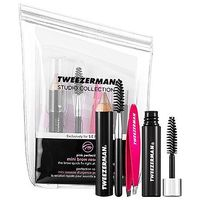 Tweezerman Hot Pink Mini Brow Rescue Kit #Sephora #Travel #Travelsize #Vacation