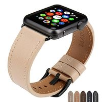 Genuine Leather Apple Watch Band 44mm 40mm/42mm 38mm Series 4 3 2 1 $29.99