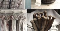 Style Guide: Vintage Laundry Room Decor Ideas........love all these ideas. Will share my own when its complete!
