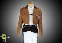Attack on Titan Dot Pixis Cosplay Costume for Sale