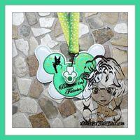 Fairy Mouse Head