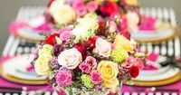 A Kate Spade-Inspired Styled Shoot for The Editorial Wedding