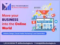 Skill technology is the best digital marketing services and Web developing company in Hyderabad . For more details visit: https://skilltechnologies.in/