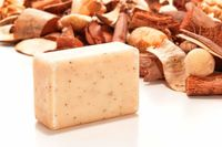 Honey Oatmeal Organic Exfoliating Soap $7.99