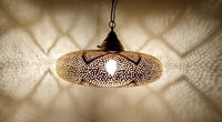Moroccan Large Ceiling chandelier, Moroccan pendant hanging lapm $240.00