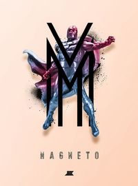 poster art - Heroes and Villains 2 by Josip Kelava, via Behance