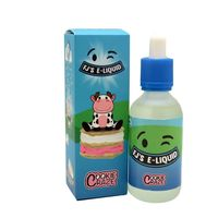 Cookie Craze by FJ's Premium Ejuice from West Coast Vape Supply  Cookie Craze is a full flavored milky strawberry vanilla sugar cookie ice cream ejuice which will mesmerise your tongue's taste-buds with ice-cream flavor.For more details,visi...