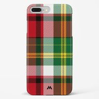 French Checks Hard Case Phone Cover from Myxtur