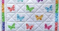 butterfly quilt for inspiration