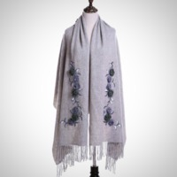 Hand Embroidery Shawl $61.99