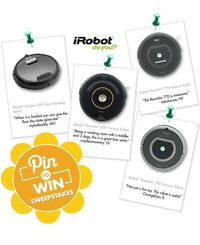 I just entered the Bed Bath & Beyond iRobotpostto Win Spring Cleaning Sweepstakes! Check out this collection of iRobot's - perfect for cleaning your home (inside and out)! #BedBathAndBeyond