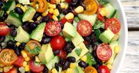 Everyone is going to thank you for making this refreshing salad. Crafted with basic ingredients, it's not only low in calories, but it's also a great way to