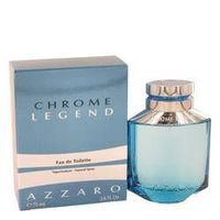 Chrome Legend Eau De Toilette Spray By Azzaro $48.00