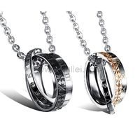 Engraved Forever Love Matching Jewelry Set for Him and Her https://www.gullei.com/engraved-forever-love-matching-jewelry-set-for-him-and-her.html
