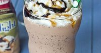 Brownie Fudge Ice Cream Shakes | Dinners, Dishes, and Desserts