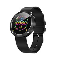 OUKITEL W5 Real-time Heart Rate Blood Pressure Call Reminder Sport Mode Long Standby Smart Watch