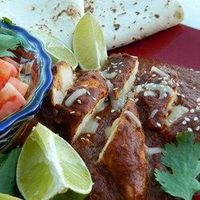 "Slow Cooker Chicken Mole | ""I never thought I would make a homemade mole sauce but this was very easy!"""