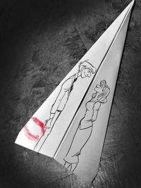 """Paperman, i feel like this is a """"the office"""" short, form a pst life of theirs, i loooove it"""