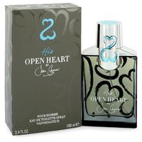 His Open Heart by Jane Seymour Eau De Toilette Spray 3.4 oz for Men $20.00