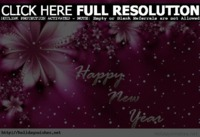 Free greeting card happy new year 2015