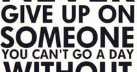 #never #giveup