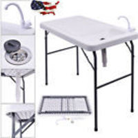 Portable Fish Cleaning Table Reviews