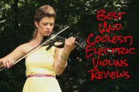 Welcome to our best electric violins reviews: our look at what we think are some of the finest electric / silent violins on the market for a truly virtuoso performance.