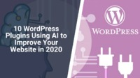 There are a growing number of WordPress plugins using AI and machine learning to improve performance and also offer great services. Here are 10 WordPress plugins using AI that would help.