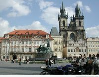 Prague old town, Czech Republic