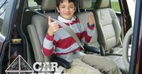 Booster Safety for Big Kids: Great read on how your big kid should fit in a booster and where the seat belt should be positioned