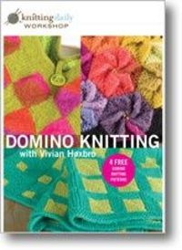 Knitting Daily Workshop: Domino