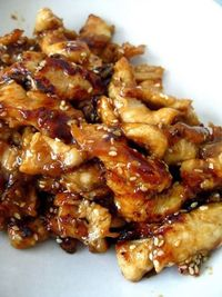 crock pot chicken, chicken teriyaki and crock pots.