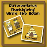 Differentiated+Thanksgiving+Write+the+Room+from+I+Love+Preschool+on+TeachersNotebook.com+-++(7+pages)++-+Fun+Write+the+room+activity+to+use+in+literacy+centers+during+the+month+of+November.+Students+search+the+room+to+find+matches+to+the+pictures+...