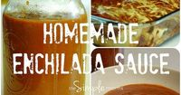 a simple real food recipe :: homemade enchilada sauce by theSIMPLEmoms, via Flickr