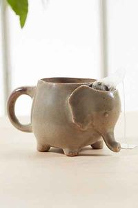 Plum & Bow Elephant Tea Mug - Urban Outfitters