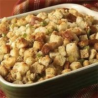 Old Fashioned Herb Stuffing just like Grandma used to make on holidays