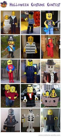 It can often be difficult to find Lego costumes that are really neat and stand out, however, many have found that by either customizing the costume themselves,