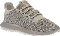 Adidas Beige Tubular Shadow Knit Womens Trainers adidas introduce the Tubular Shadow to bring you all the streetstyle points youll ever need. Dressed in beige, the two-tone flat knit upper ensures a snug fit, whilst diamond stitch details provide an http:...