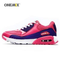 ONEMIX women sneakers for running soft light breathable mesh shoes for outdoor trainer sports running walking jogging shoes $68.99