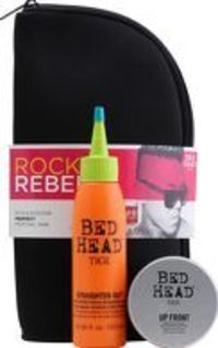 TIGI Bed Head Gift Sets Rock Rebel kit: Get festival ready with Bed Head! Straighten Out and Up Front are all you need to become a Rock Rebel! Set includes: Straighten Out Humidity Defying Straightening Cream 120ml: For 48 hour serious, ser http://www.com...