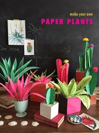 I've been wanting to create some paper plants for my house for... Read more »