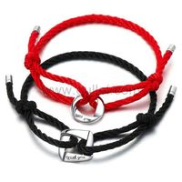 Gullei.com Custom WITH YOU couple bracelets for men and women https://www.gullei.com/couples-gift-ideas/his-and-her-bracelets.html