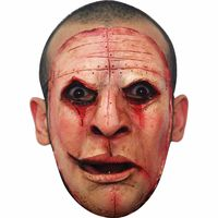 Serial Killer 1 Adult Latex Face Mask https://costumecauldron.com