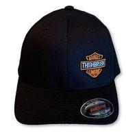 THIGHBRUSH® APPAREL COMPANY - FlexFit Hat - Black